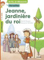 Vente Livre Numérique : Jeanne, jardinière du roi  - Benoît Broyart
