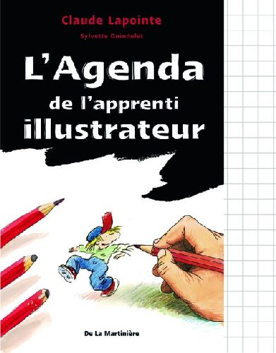 L'agenda de l'apprenti illustrateur