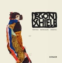 Egon schiele paintings, water-colours, drawings /anglais
