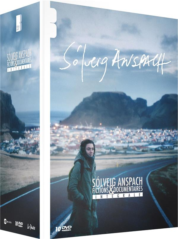 Coffret intégrale Sólveig Anspach : fictions et documentaires