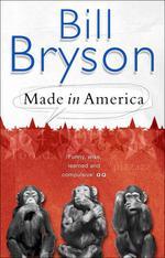 Vente EBooks : Made In America  - Bill Bryson