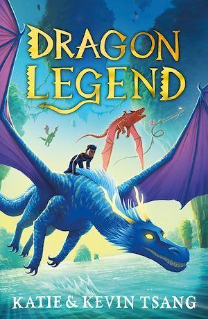 Dragon Mountain T.2 ; dragon legend