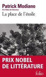 Vente Livre Numérique : La place de l'Étoile  - Patrick Modiano