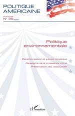 Vente EBooks : Politique environnementale