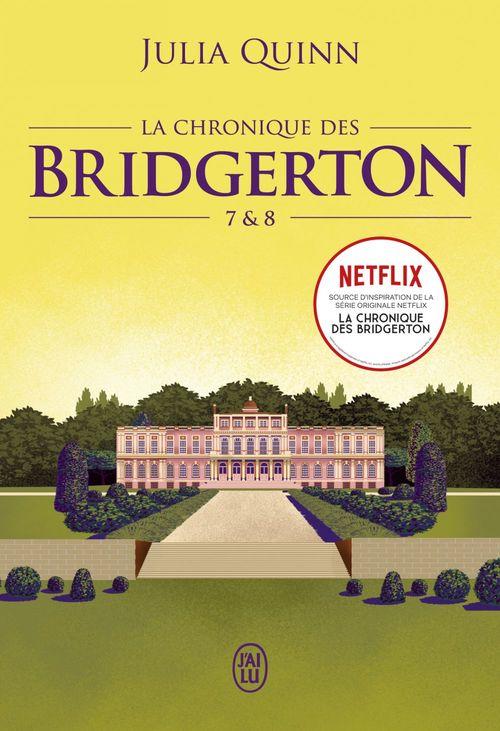 la chronique des bridgerton - tomes 7 et 8 - tomes 7 & 8