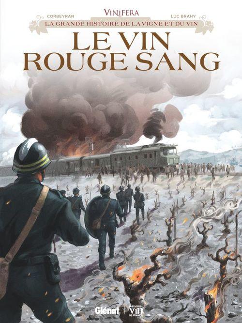 Vente EBooks : Le vin, rouge sang  - Luc Brahy
