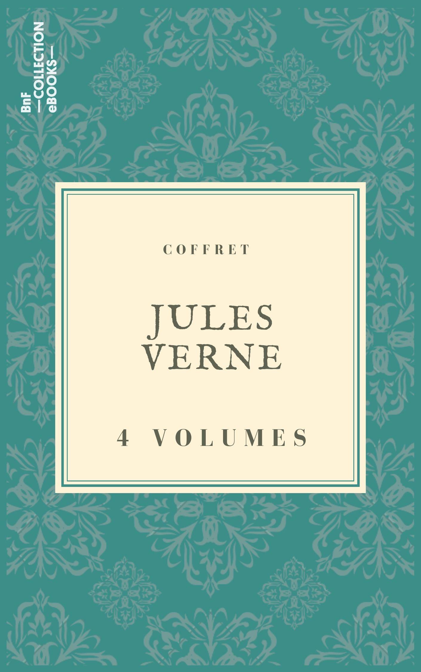 Coffret Jules Verne