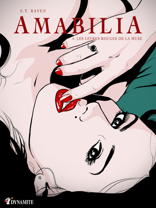 Amabilia - épisode 4 Les lèvres rouges de la muse