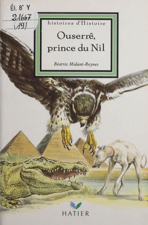 Ouserrê, prince du Nil