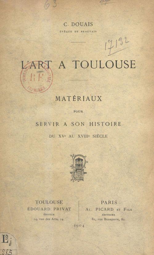 L'art à Toulouse