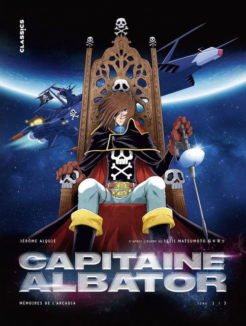 Capitaine Albator - mémoires de l'Arcadia T.1