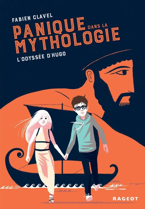 Vente Livre Numérique : Panique dans la mythologie : l'odyssée d'Hugo  - Fabien Clavel