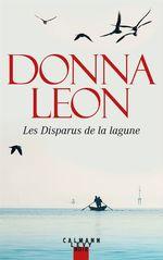 Vente Livre Numérique : Les Disparus de la lagune  - Donna Leon