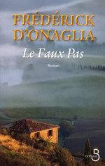 Vente Livre Numérique : Le Faux Pas  - Frédérick d'Onaglia