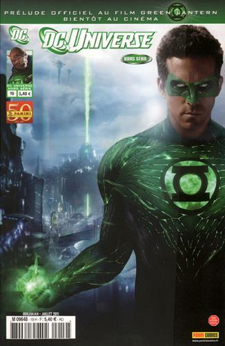 Dc Universe Hs T.19; Green Lantern