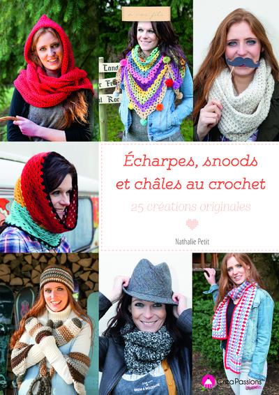 Echarpes Snoods Et Chales Au Crochet