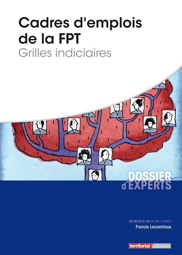 Cadres d'emplois de la FPT ; grilles indiciaires