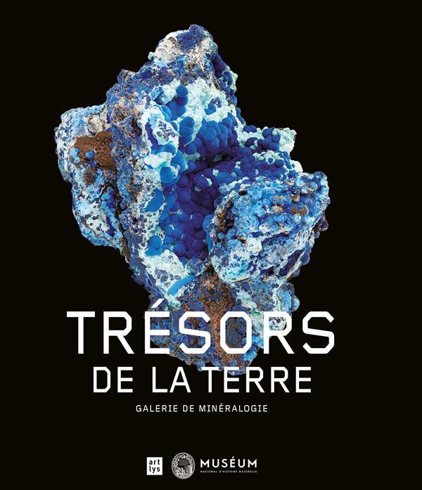 Trésor de la terre ; collections de la galerie de minéralogie et de géologie