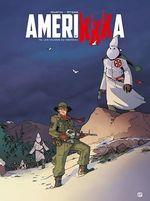 Vente Livre Numérique : Amerikkka t.8 ; les milices du Montana  - Nicolas Otéro