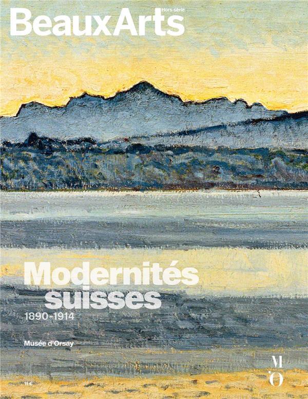 modernités suisses (1890-1914) : au musée d'Orsay