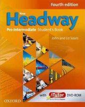New headway pre-intermediate: student's book