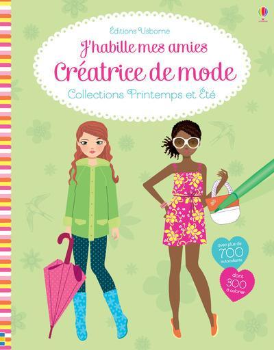j'habille mes amies ; créatrice de mode ; collections printemps et été