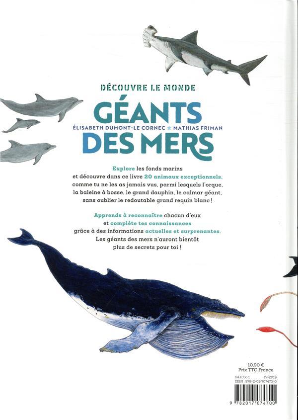 Géants des mers