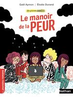 Vente EBooks : Les Grandes années : Le Manoir de la peur - Dès 7 ans  - Gaël AYMON