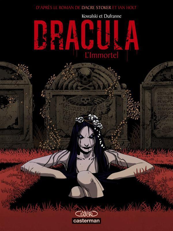 Dracula l'immortel t.1