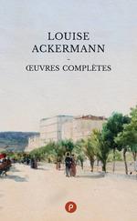 Vente EBooks : OEuvres complètes  - Louise Ackermann