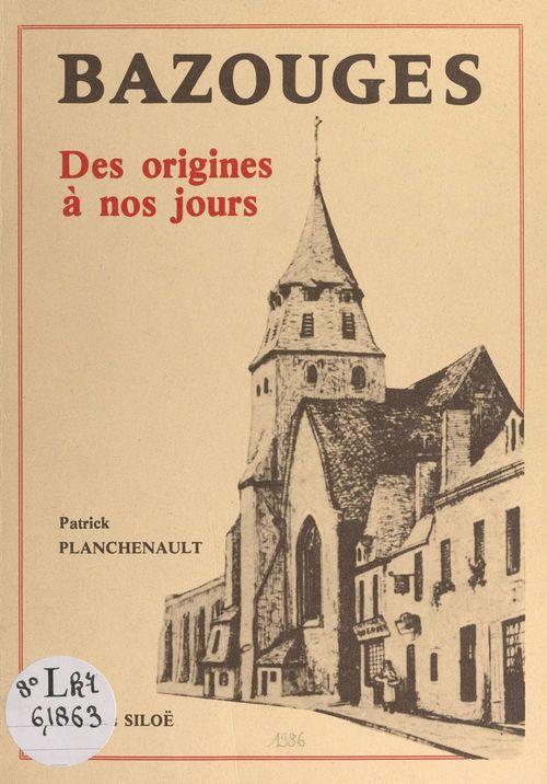 Bazouges  - Patrick Planchenault