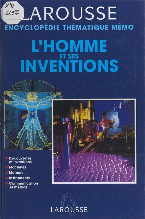 L'homme et ses inventions