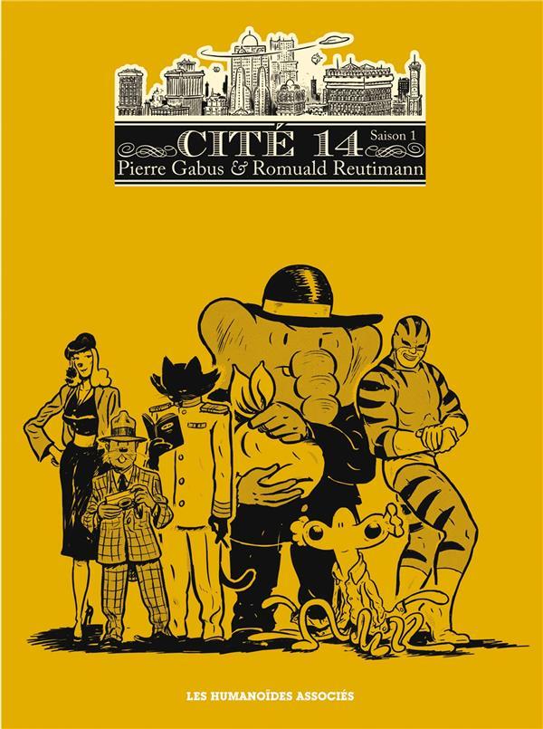 Cité 14 - saison 1 ; Intégrale