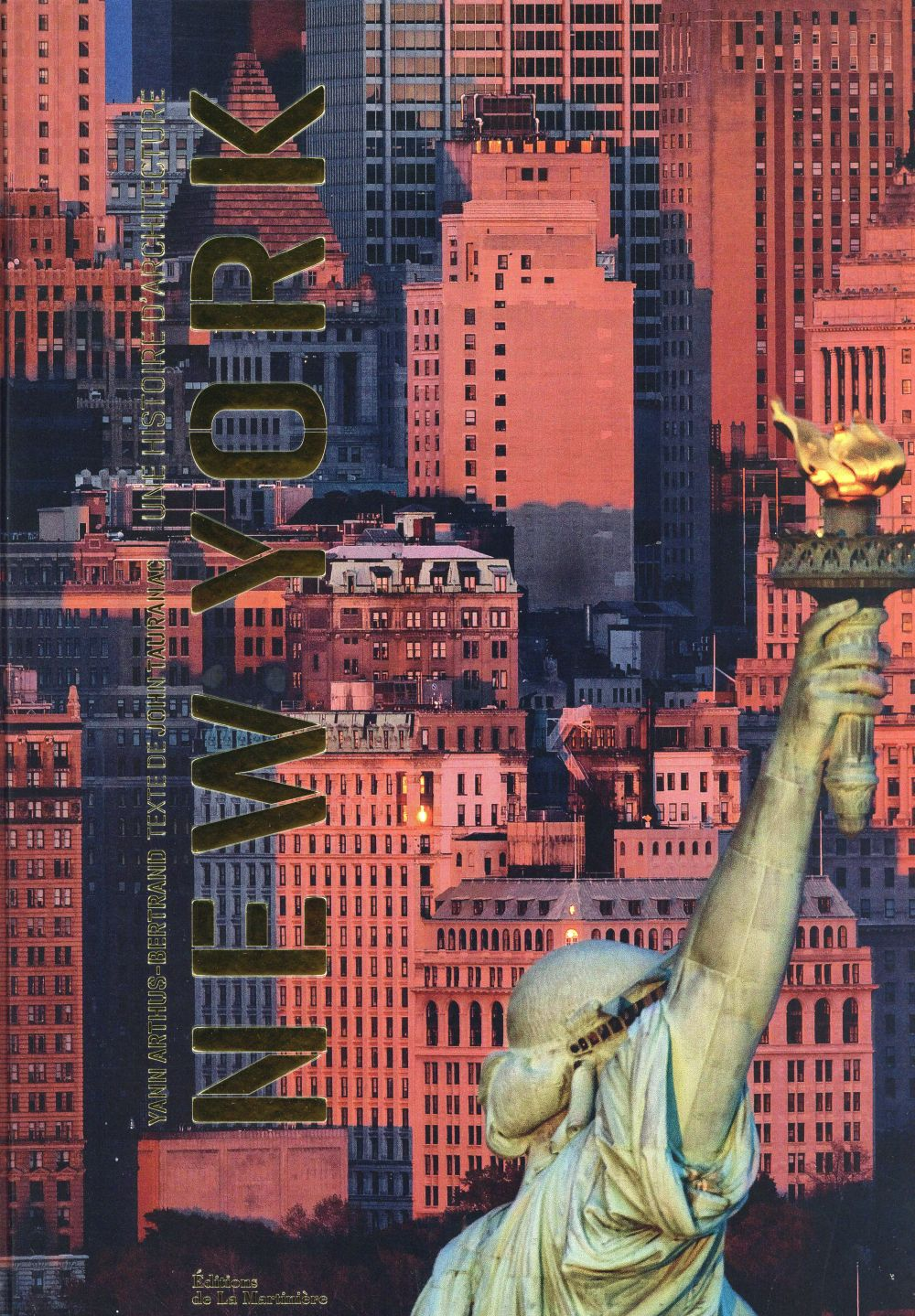New York ; une histoire d'architecture