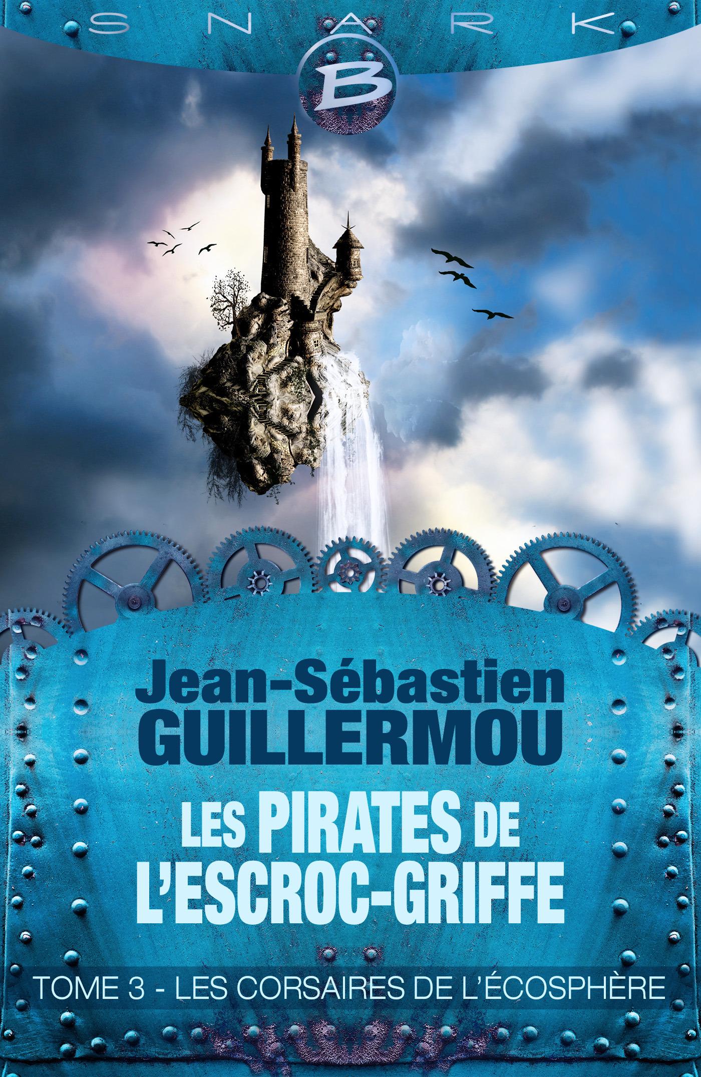 Vente EBooks : Les Corsaires de l'écosphère  - Jean-Sébastien Guillermou