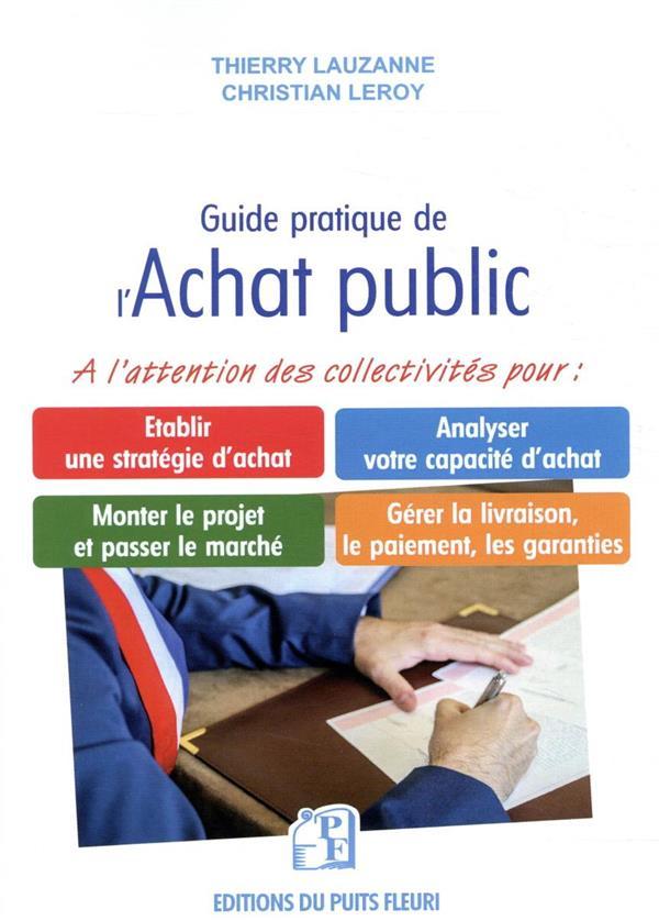 Guide pratique de l'achat public