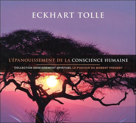 L'épanouissement de la conscience humaine (2 cd livre audio)