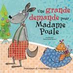 Vente EBooks : Une grande demande pour Madame Poule  - Lina Rousseau