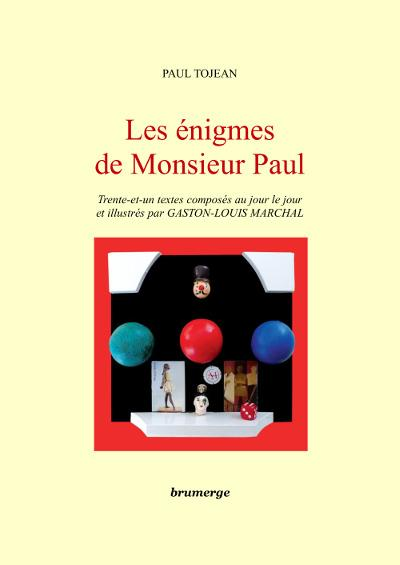 Les énigmes de monsieur Paul