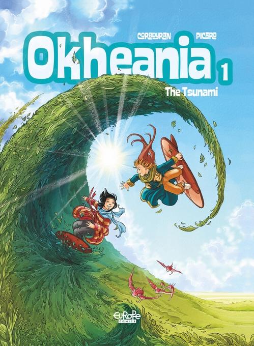 Okhéania - Tome 1 - 1. The Tsunami