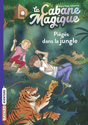 La cabane magique T.18 ; piégés dans la jungle