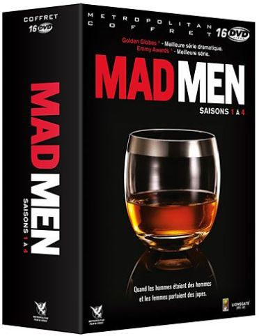 coffret mad men
