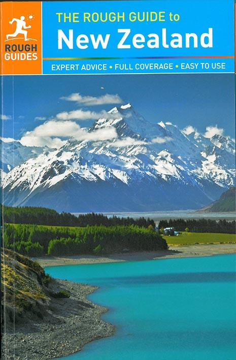 ROUGH GUIDES ; NEW ZEALAND