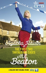 Vente Livre Numérique : Agatha Raisin and the First Two Tantalising Cases  - M. C. Beaton
