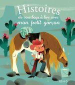 Vente EBooks : Histoires de cow-boys à lire avec mon petit garçon  - Elisabeth Gausseron - Collectif