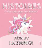 Vente EBooks : Fées et licornes  - Sophie de Mullenheim