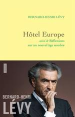 Vente Livre Numérique : Hôtel Europe  - Bernard-Henri Lévy