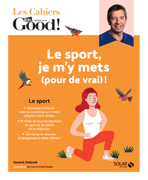 Cahier Dr Good sport