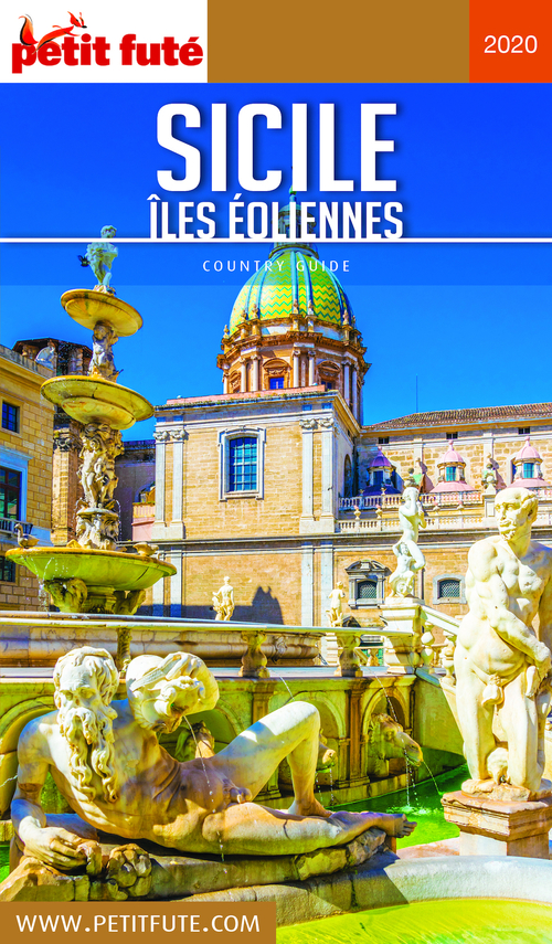 GUIDE PETIT FUTE ; COUNTRY GUIDE ; Sicile ; îles éoliennes (édition 2020)