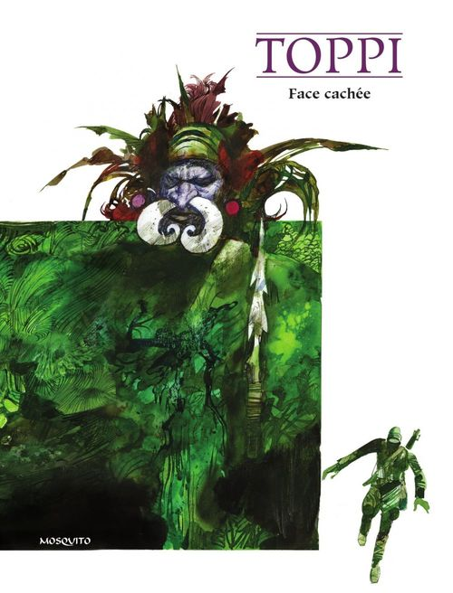 Vente EBooks : Face cachée  - Sergio Toppi